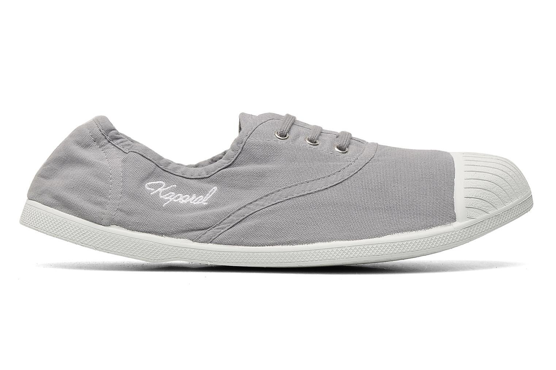 Sneakers Kaporal Vickana Grijs achterkant