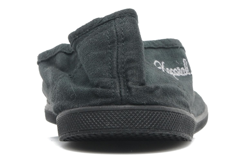 Sneakers Kaporal Vandana Zwart rechts