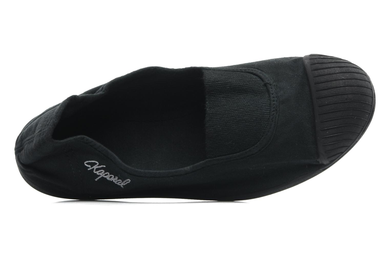 Sneakers Kaporal Vandana Zwart links