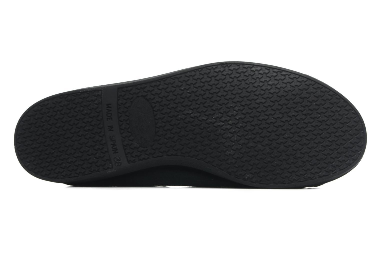 Sneakers Kaporal Vandana Zwart boven