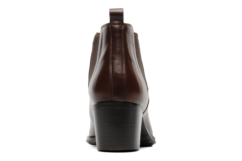 Stiefeletten & Boots Georgia Rose Tabou braun ansicht von rechts