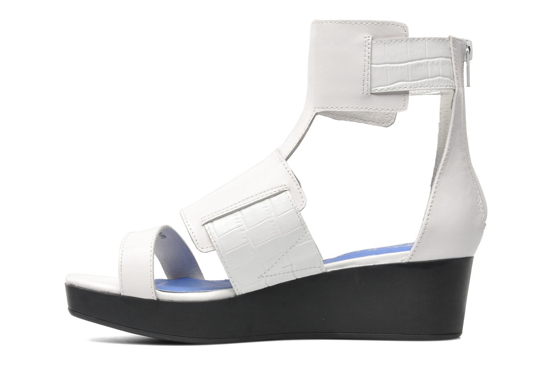 JC 2013-543 White Calf Leather