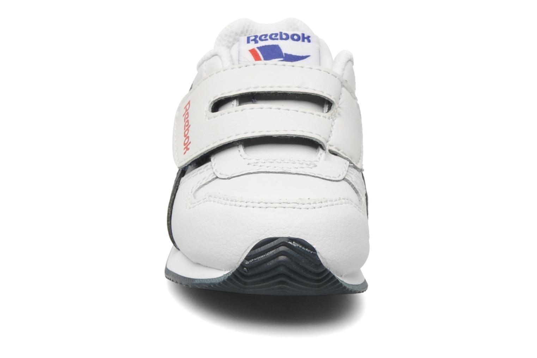 Sneaker Reebok REEBOK ROYAL CLJOGGER KC weiß schuhe getragen