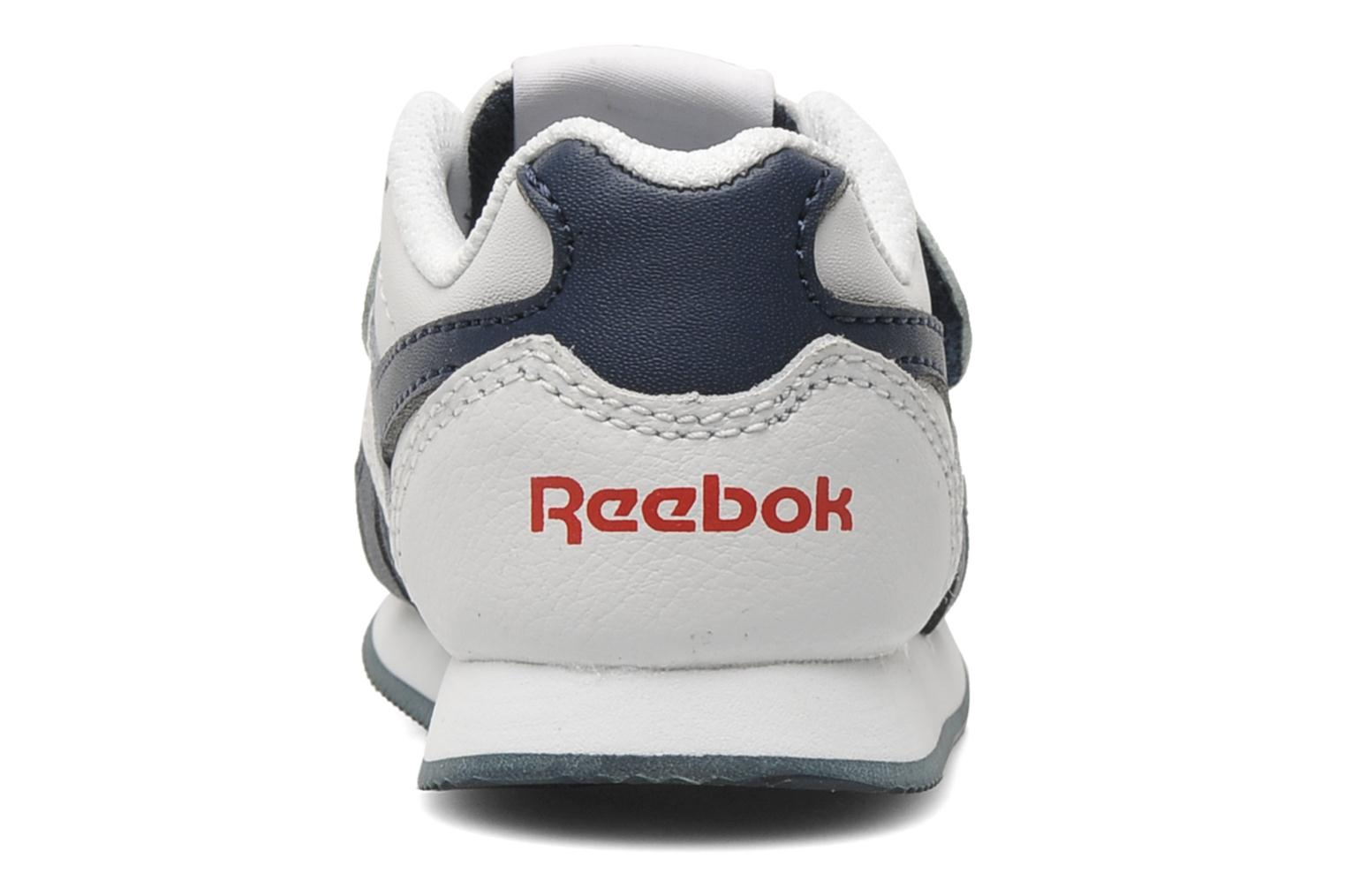 REEBOK ROYAL CLJOGGER KC WHITEATHLETIC NAVYRED