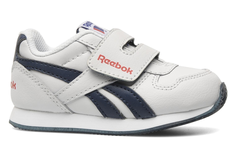 Sneaker Reebok REEBOK ROYAL CLJOGGER KC weiß ansicht von hinten