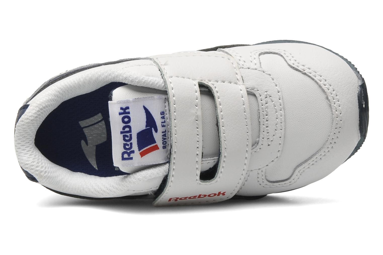 Sneaker Reebok REEBOK ROYAL CLJOGGER KC weiß ansicht von links