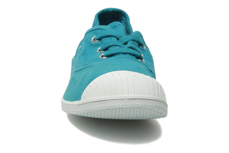 Baskets Kaporal VICKANO Bleu vue portées chaussures