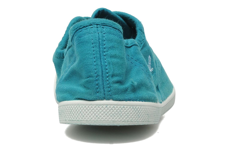 Baskets Kaporal VICKANO Bleu vue droite