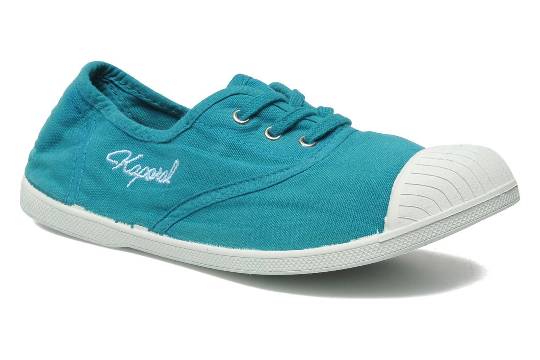 Baskets Kaporal VICKANO Bleu vue détail/paire