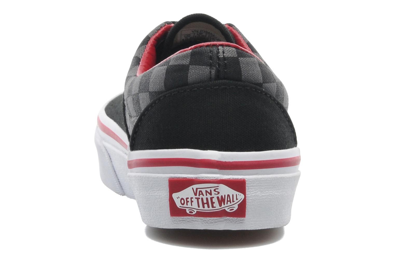 Sneaker Vans Era E schwarz ansicht von rechts