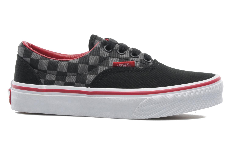 Sneaker Vans Era E schwarz ansicht von hinten