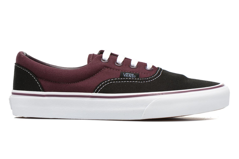 Sneakers Vans Era E Zwart achterkant