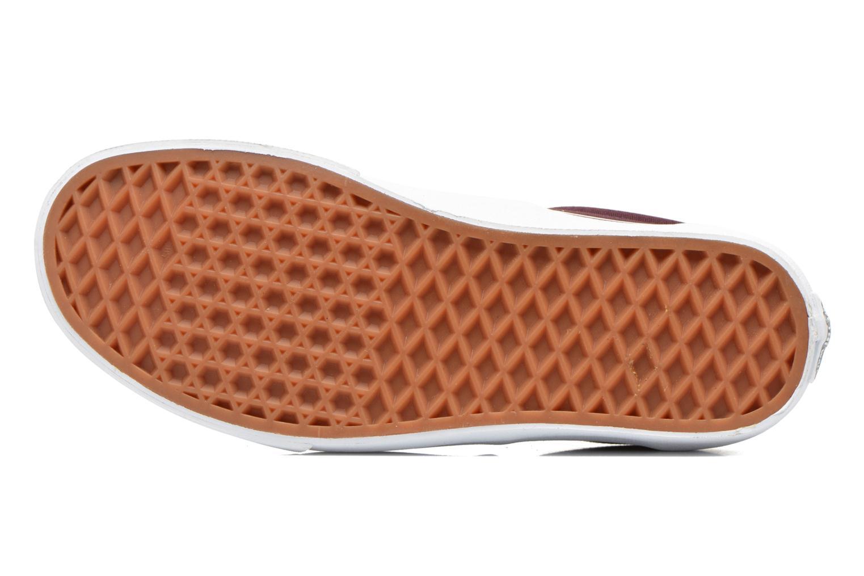 Sneakers Vans Era E Zwart boven