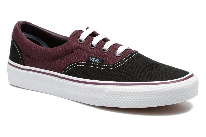 Sneakers Vans Era E Zwart detail