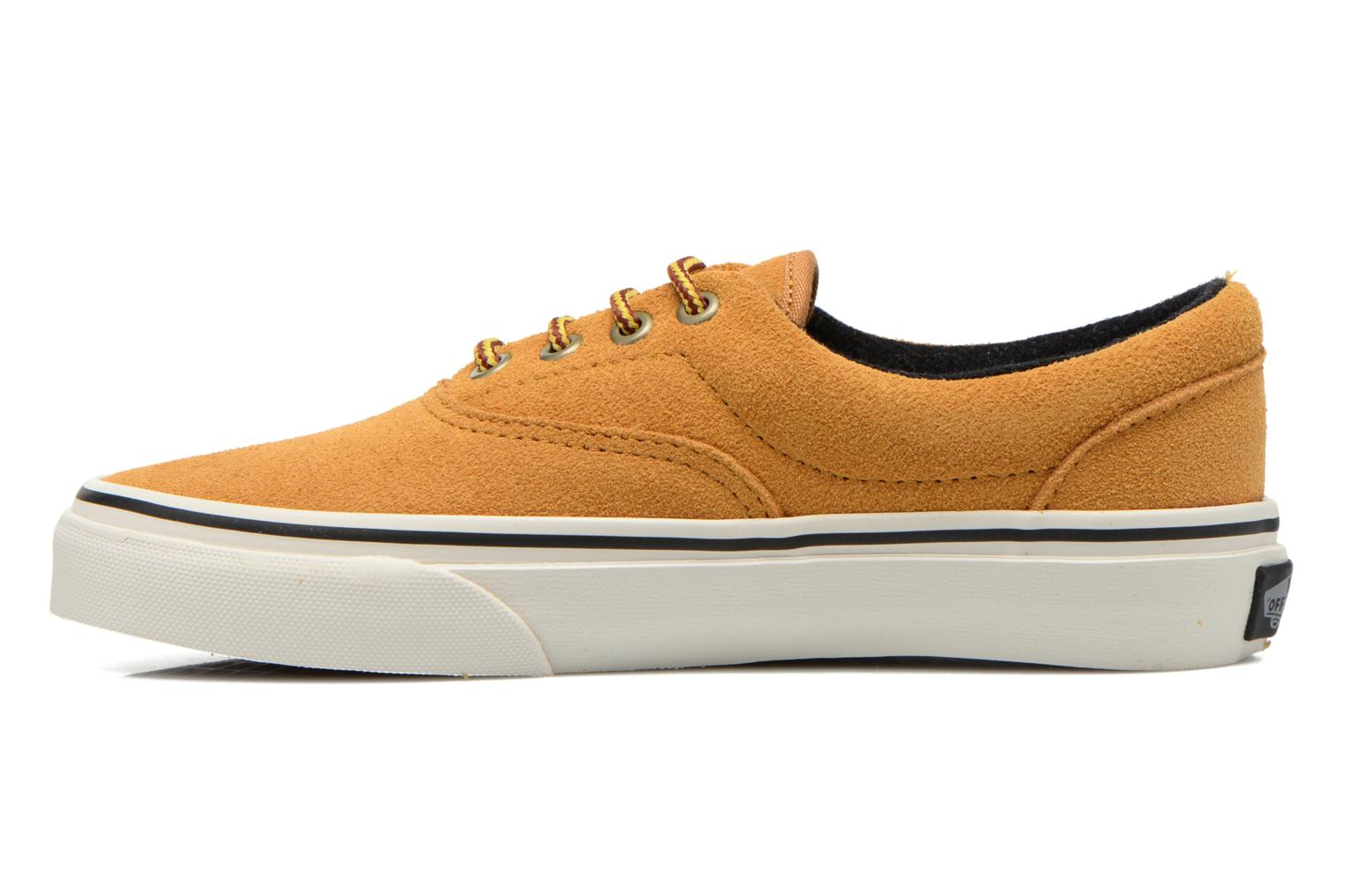 Baskets Vans Era E Beige vue face