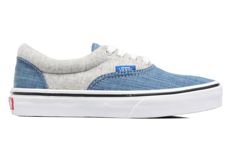 Sneaker Vans Era E blau ansicht von hinten