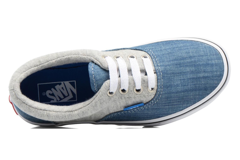 Sneaker Vans Era E blau ansicht von links