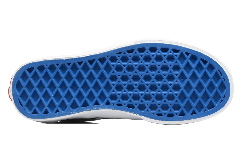 Baskets Vans Era E Bleu vue haut