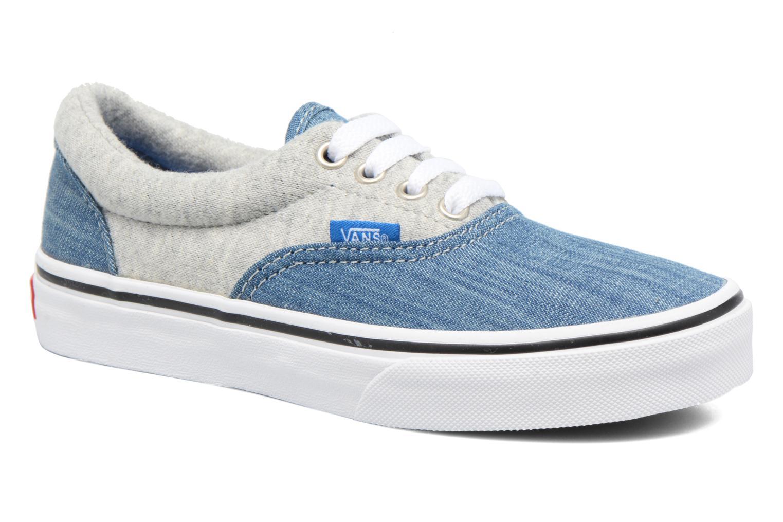 Baskets Vans Era E Bleu vue détail/paire