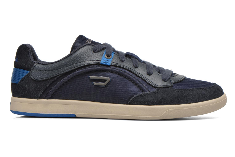 Sneakers Diesel Starch Blauw achterkant