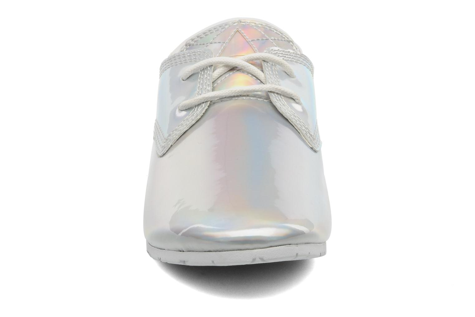 Trainers Eleven paris Basic Patent Holo F Silver model view