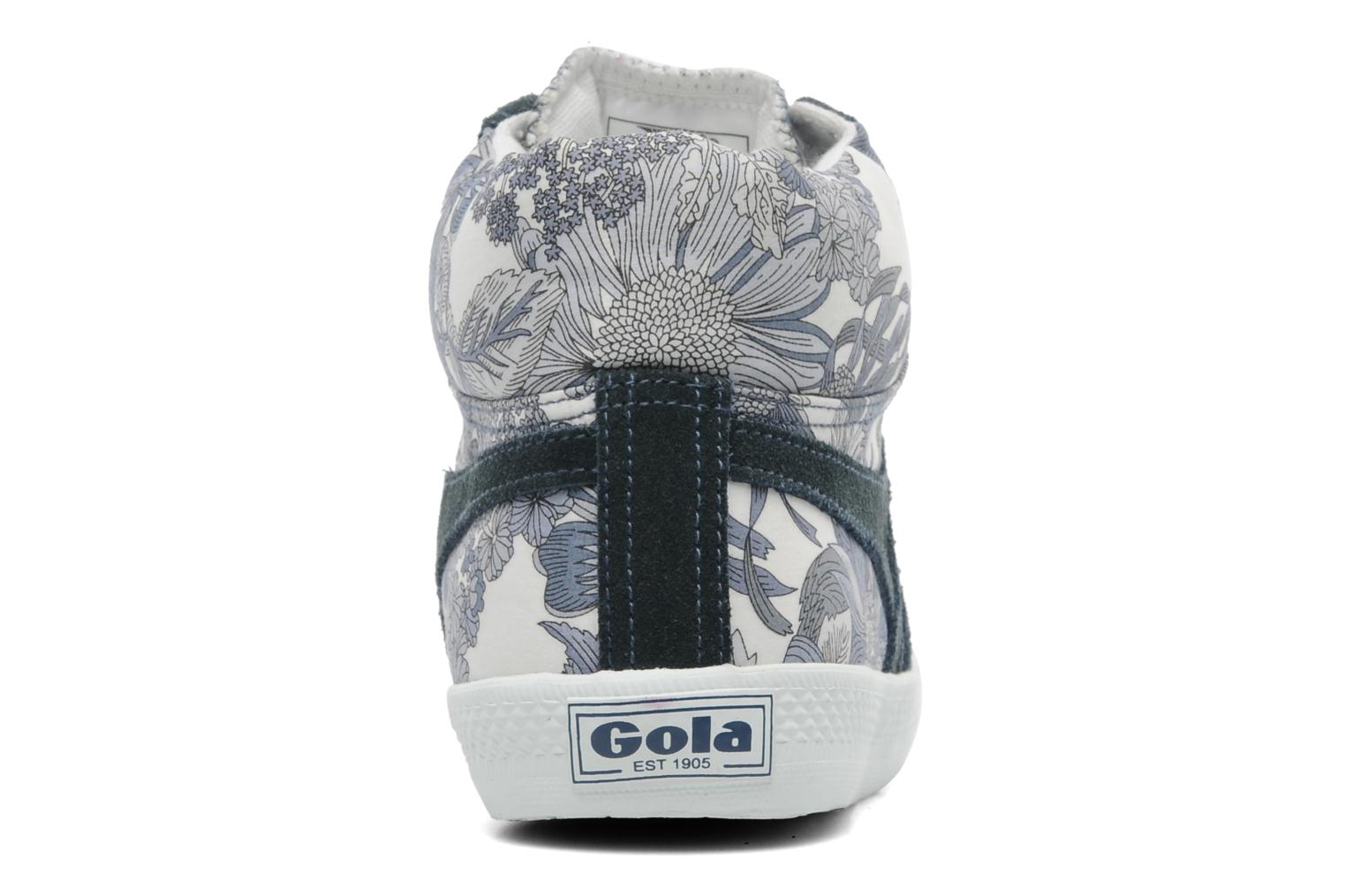 Baskets Gola Cyclone Liberty Ag Gris vue droite