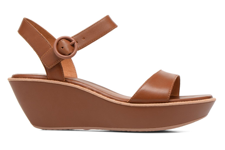 Sandales et nu-pieds Camper Damas 21923 Marron vue derrière