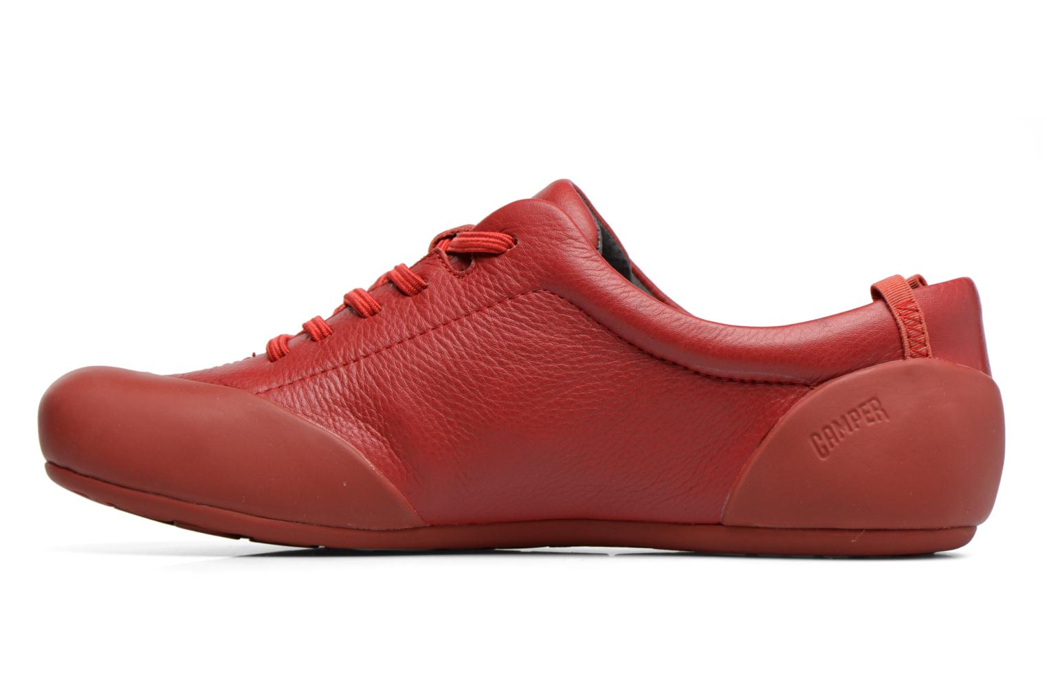 Trainers Camper Peu Senda 20614 Red front view