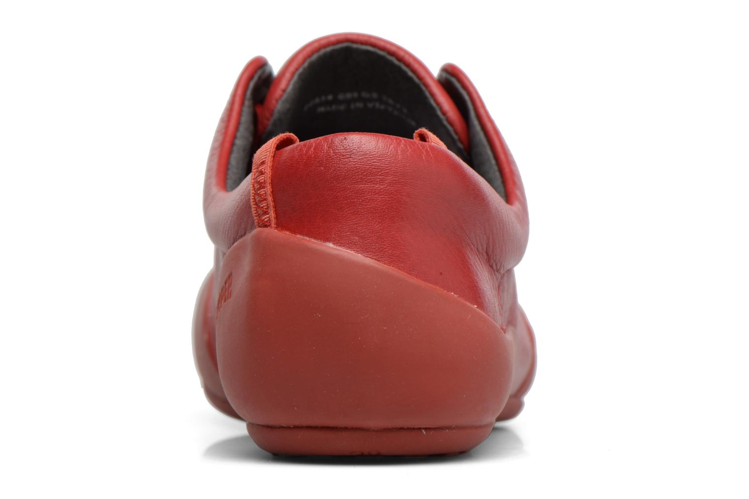 Trainers Camper Peu Senda 20614 Red view from the right