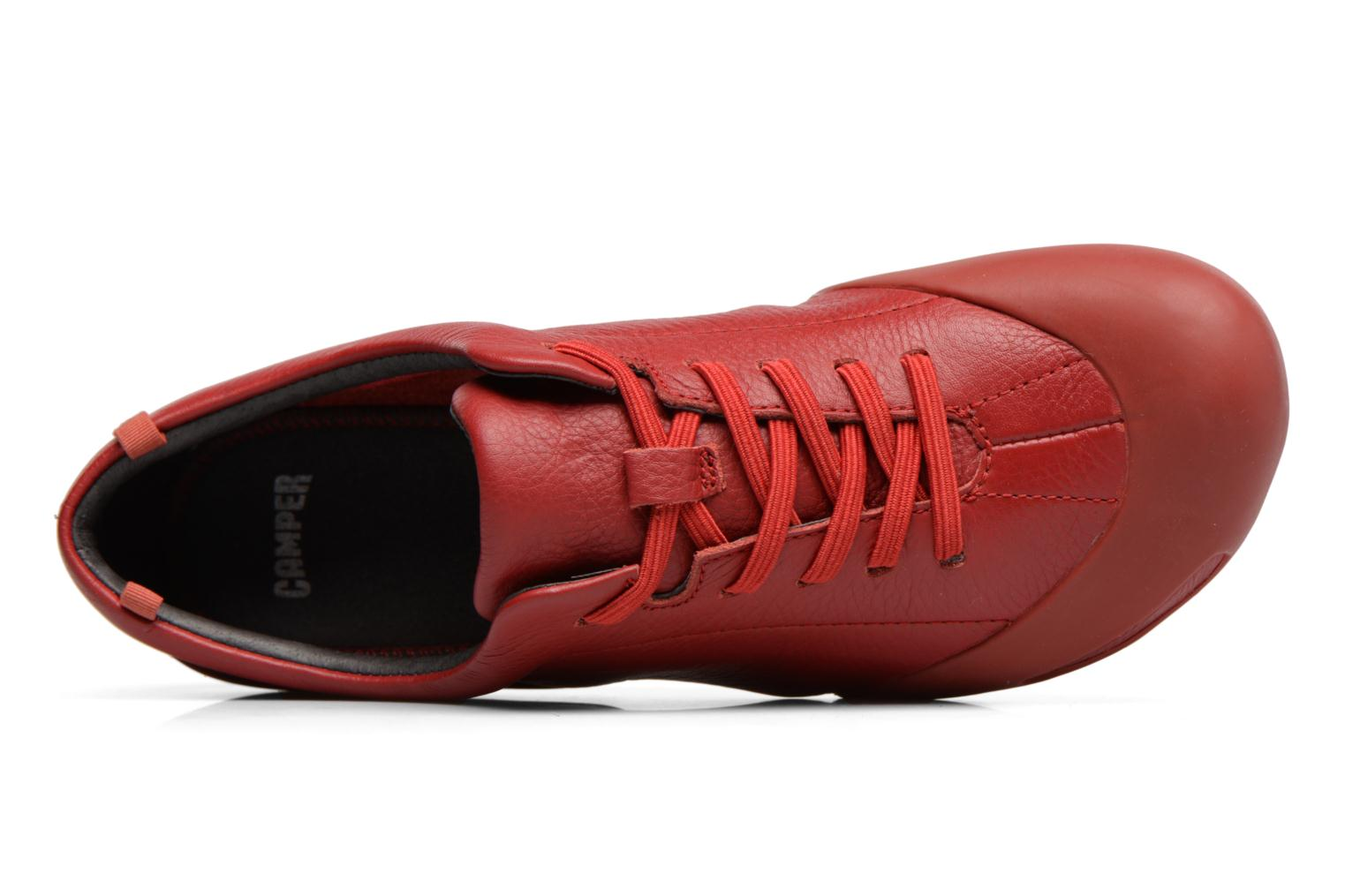 Trainers Camper Peu Senda 20614 Red view from the left