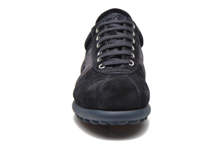Sneaker Camper Pelotas Ariel 16454 blau schuhe getragen