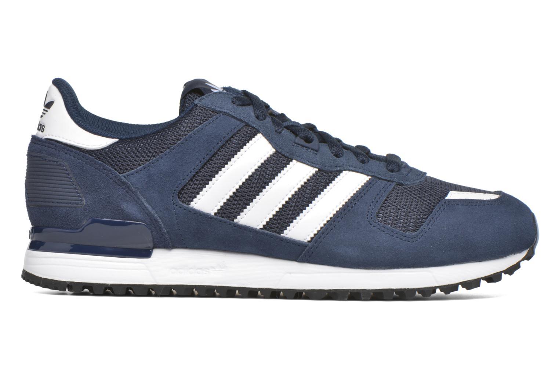 Baskets Adidas Originals Zx 700 Bleu vue derrière