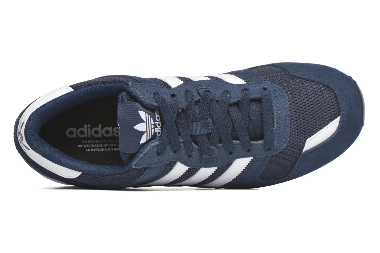 Baskets Adidas Originals Zx 700 Bleu vue gauche