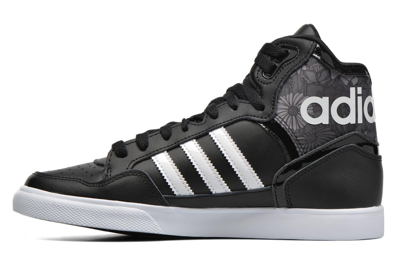Baskets Adidas Originals Extaball W Noir vue face
