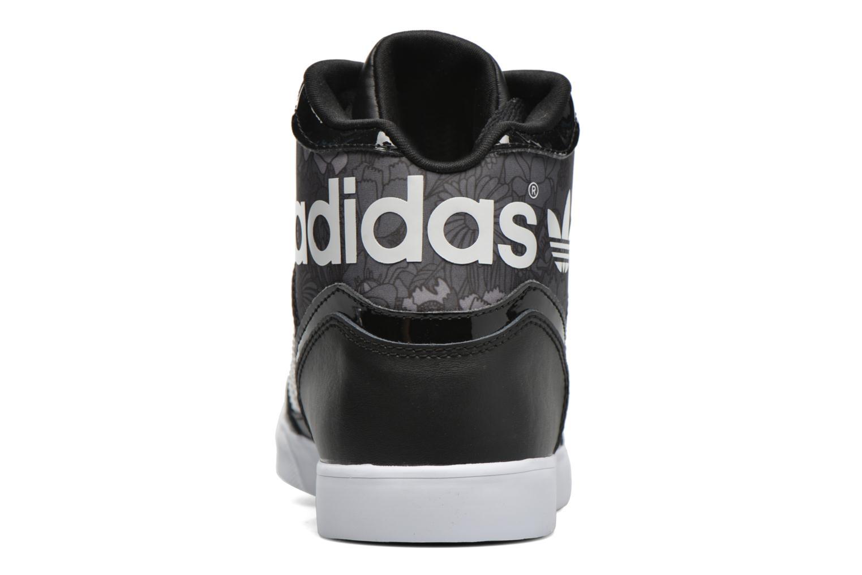 Baskets Adidas Originals Extaball W Noir vue droite