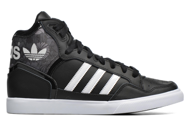 Baskets Adidas Originals Extaball W Noir vue derrière