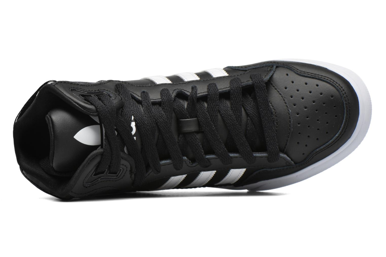 Baskets Adidas Originals Extaball W Noir vue gauche