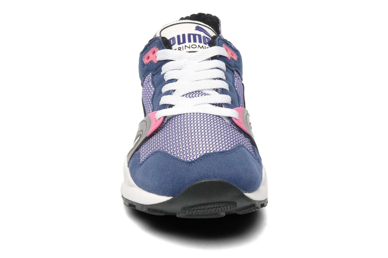 Baskets Puma Puma Trinomic XT 1 PLUS Bleu vue portées chaussures