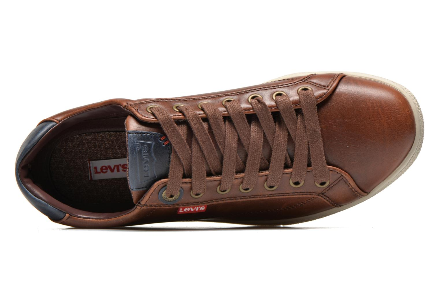 Sneakers Levi's Tulare Low Lace Bruin links