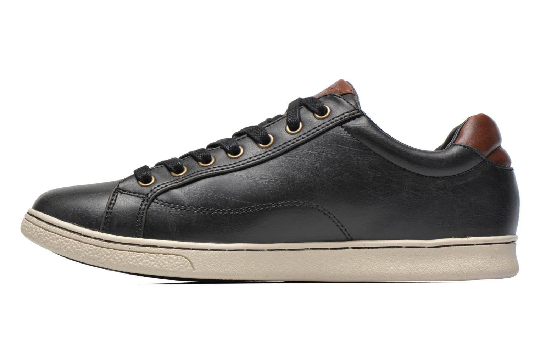 Sneaker Levi's Tulare Low Lace schwarz ansicht von vorne