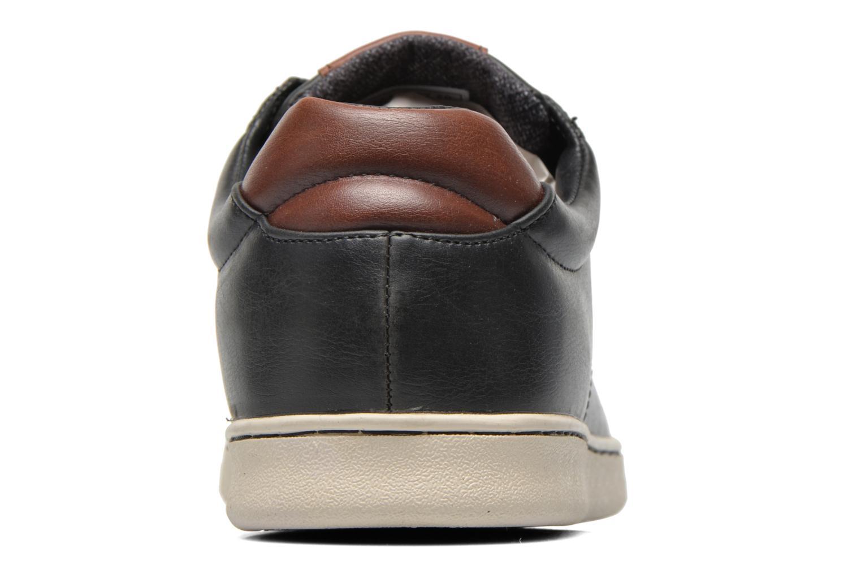 Sneaker Levi's Tulare Low Lace schwarz ansicht von rechts