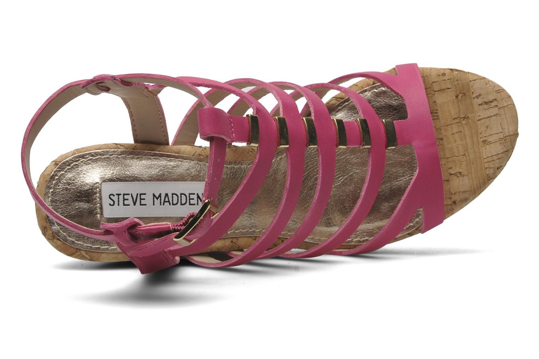 Sandales et nu-pieds Steve Madden Indyanna Rose vue gauche
