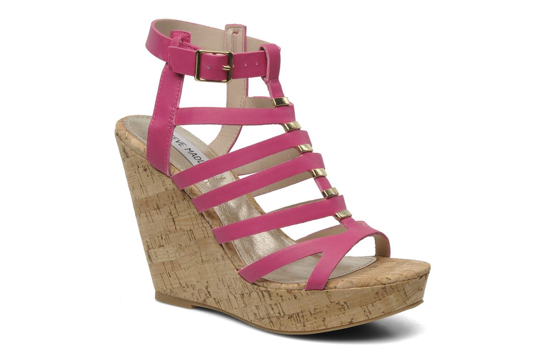 Sandales et nu-pieds Steve Madden Indyanna Rose vue détail/paire