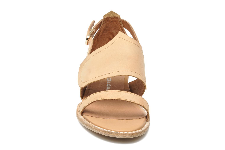 Sandales et nu-pieds Jeffrey Campbell Spf-50 Beige vue portées chaussures