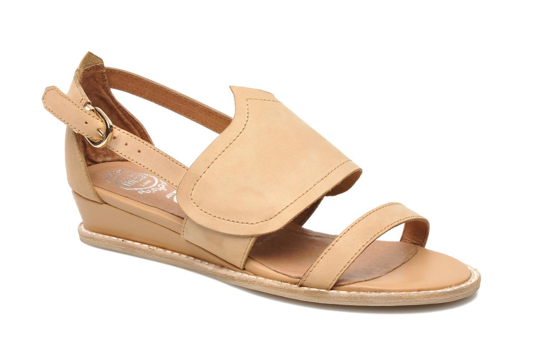 Sandales et nu-pieds Jeffrey Campbell Spf-50 Beige vue détail/paire