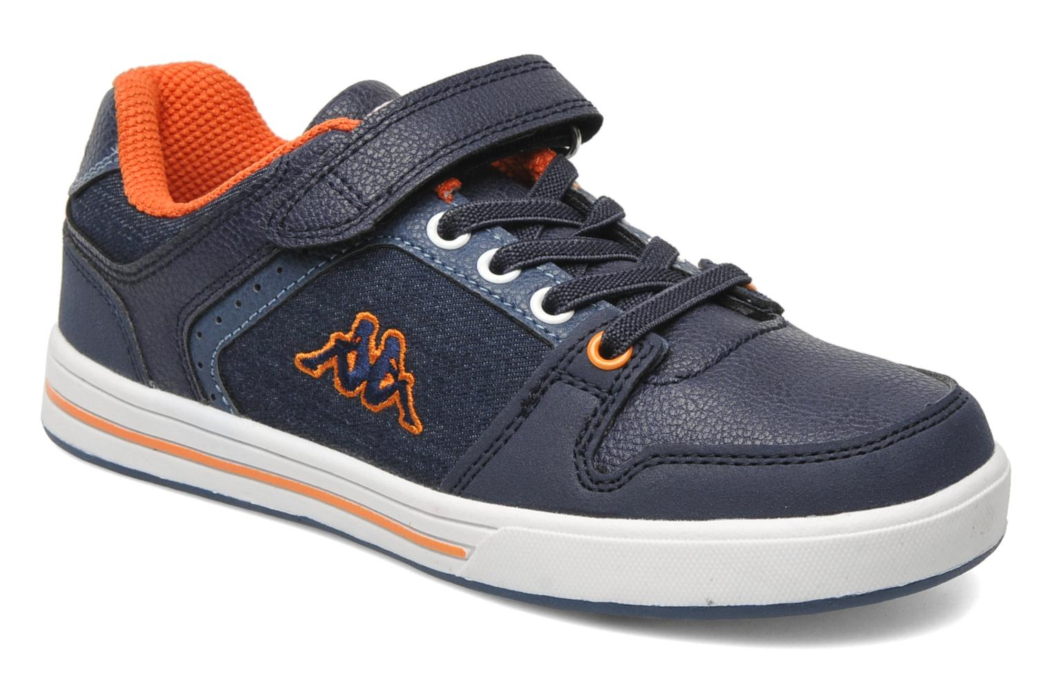 REGGIA NAVY/ORANGE/DARK DENIM