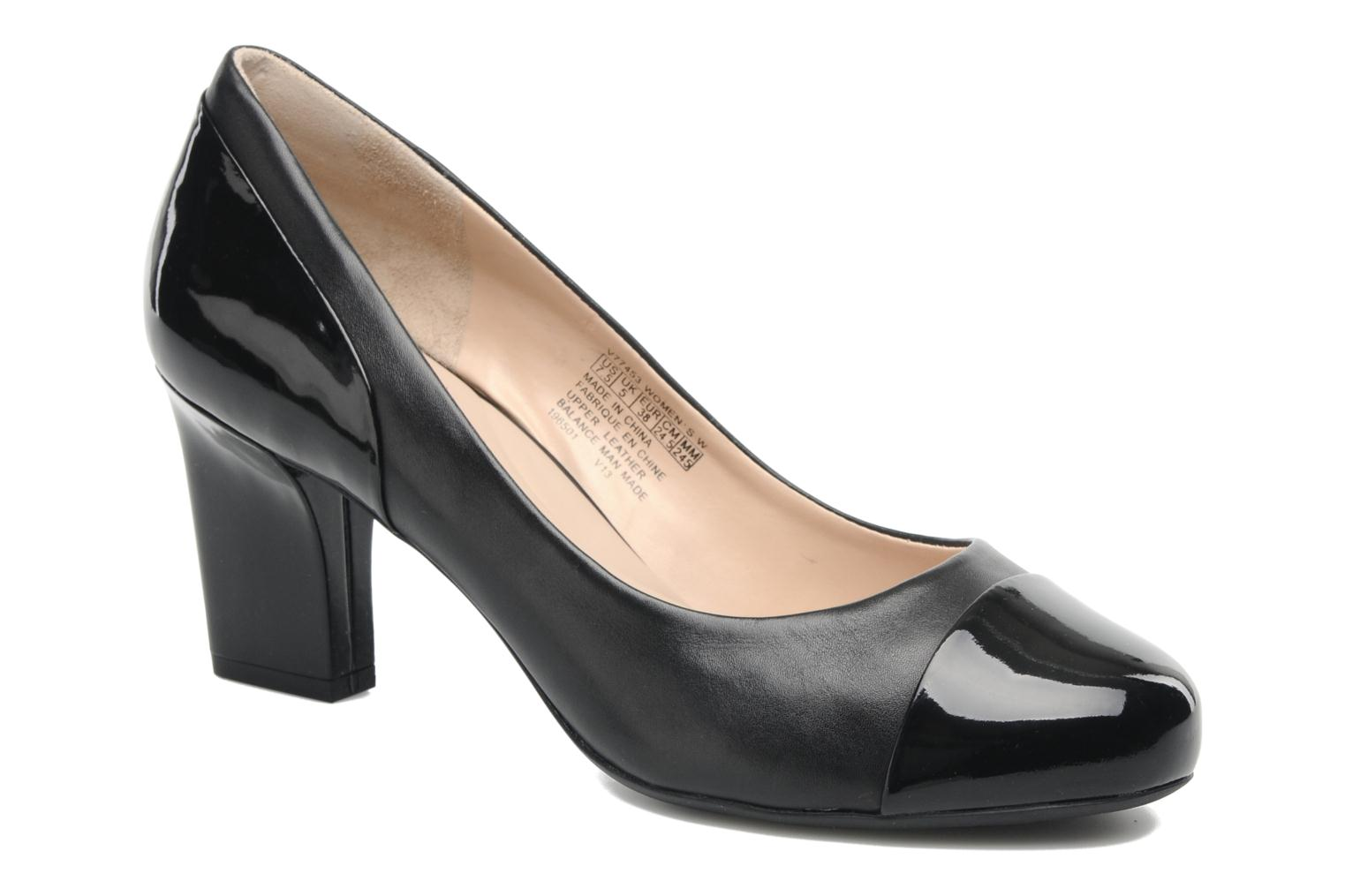 Sto7H75 Color Block Pump Noir