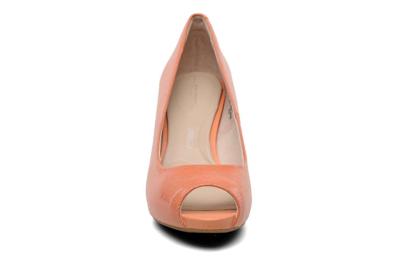 Escarpins Rockport Sto7Wp85 Plain Pump Orange vue portées chaussures