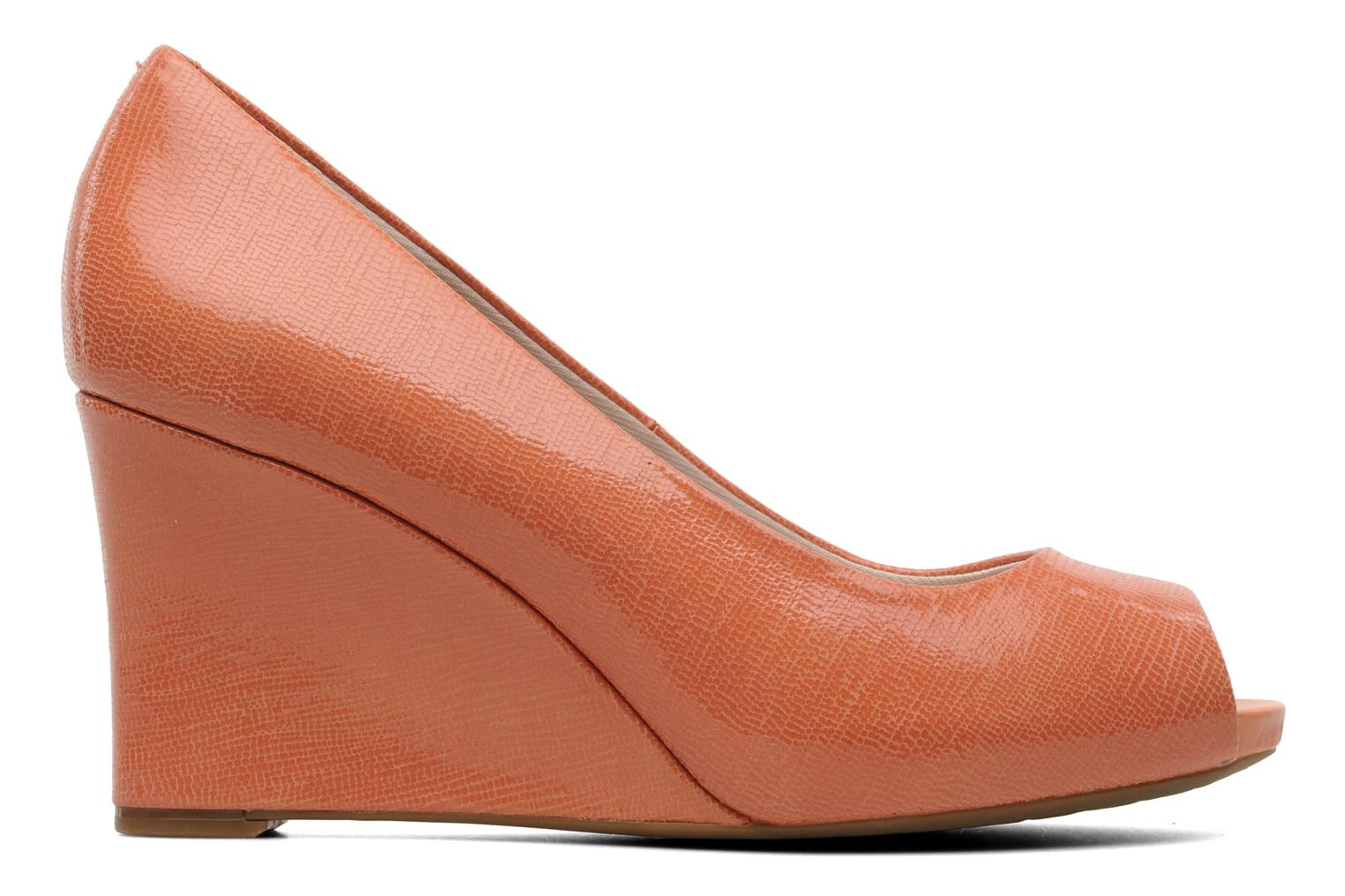 Pumps Rockport Sto7Wp85 Plain Pump orange ansicht von hinten