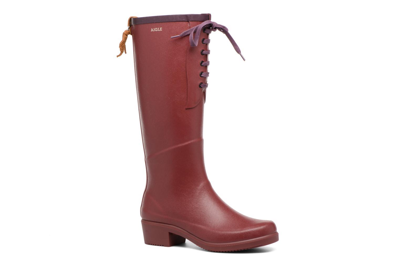Grandes descuentos últimos zapatos Aigle Miss Juliette L (Vino) - Botas Descuento